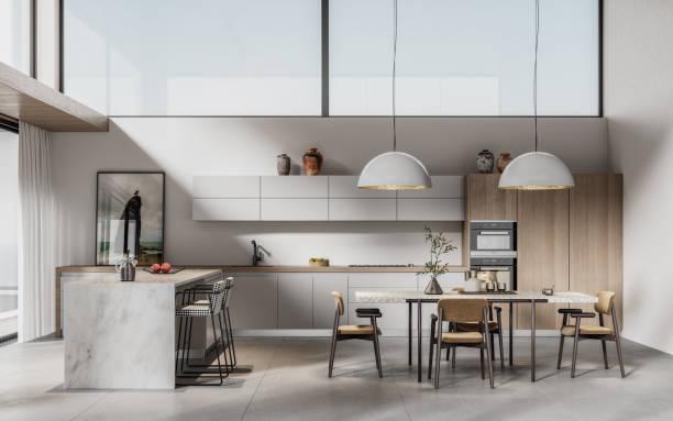 Changer votre style de cuisine en Loft